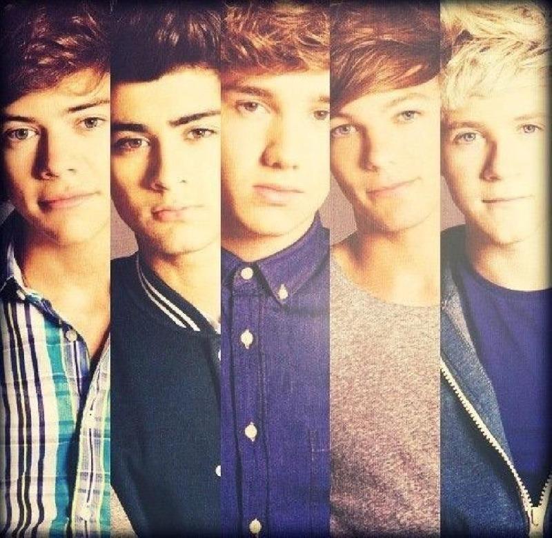 Логотип группы (One Direction).  Мока.  InLove.  Anna Malik.  Ренесми Хоран. ツ ツ Милашка ツ ツ. *КаРеГлАзАя.